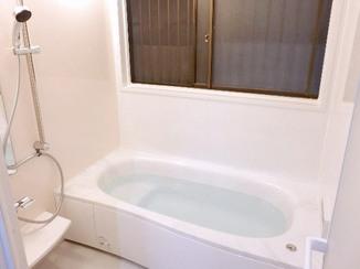 バスルームリフォーム 在来浴室から広々としたユニットバスへ