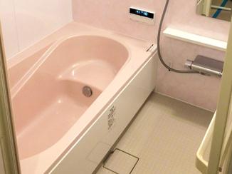 バスルームリフォーム 未来の暮らしのためのバスルーム