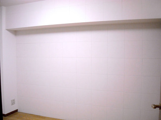 内装リフォーム カビだらけの部屋から一転、調湿・断熱完備の一室に