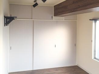 マンションリフォーム 照明や収納などにこだわったスタイリッシュなお部屋