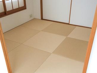 内装リフォーム お部屋全体のイメージを明るくする床リフォーム