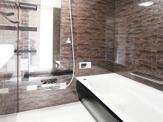 バスルームリフォーム 広々お風呂でお子様との入浴もゆったり
