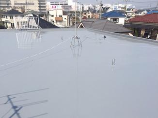 外壁・屋根リフォーム 下地処理をしっかり施工し、長持ちする防水工事