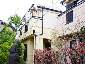 外壁・屋根リフォーム 苔対策におすすめのナノコンポジット防藻を使った外壁・屋根塗装