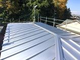 外壁・屋根リフォーム防錆性が優れ、長持ちする屋根