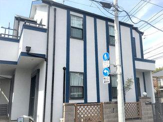 外壁・屋根リフォーム 防藻性を強化した塗料でキレイが長続きする外壁に