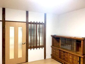 内装リフォーム 生活の場を1階に移し、暮らしやすいお部屋にリフォーム