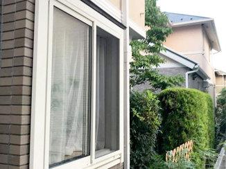 エクステリアリフォーム たくさんの光を取り込め、遮熱効果もある窓
