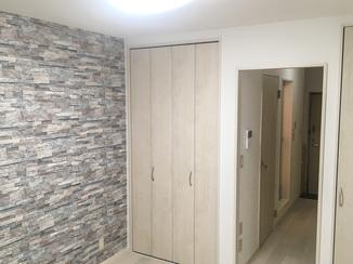 マンションリフォーム 浴室とトイレを分け、誰もが使いやすいアパートへ