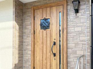 エクステリアリフォーム お家のイメージを素敵に変える玄関ドア