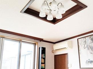 内装リフォーム 部屋とよくマッチする壁紙