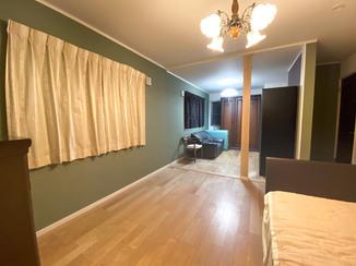 内装リフォーム 快適な在宅ワークをかなえる、広々としたお部屋